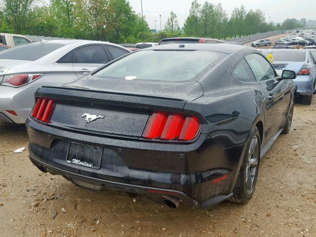 2016 Ford Mustang Black 2.3