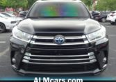 2017 Toyota Highlander 3.5 Black фото спереди