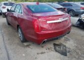 2018 Cadillac CTS Luxury 2.0 Red фото сзади слева