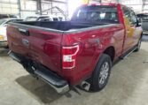 2019 Ford F150 Supercrew 3.0 Diesel Red фото сзади справа