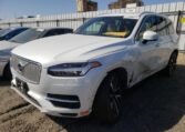 2018 Volvo XC90 T8 Inscription 2.0 Hybrid White фото спереди слева