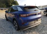 2021 Volkswagen ID.4 First Edition Electric Blue фото сзади слева